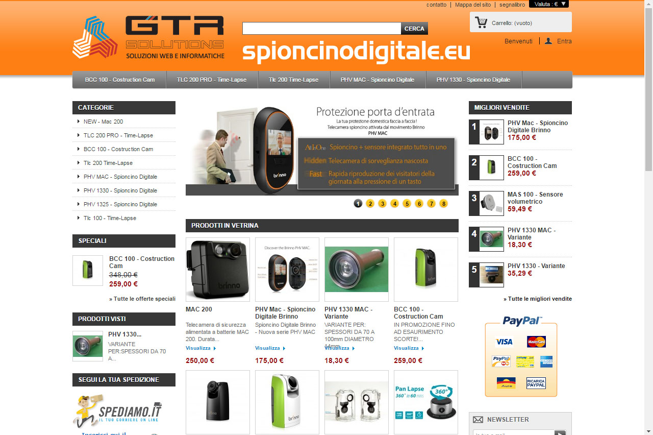 Spioncino Digitale